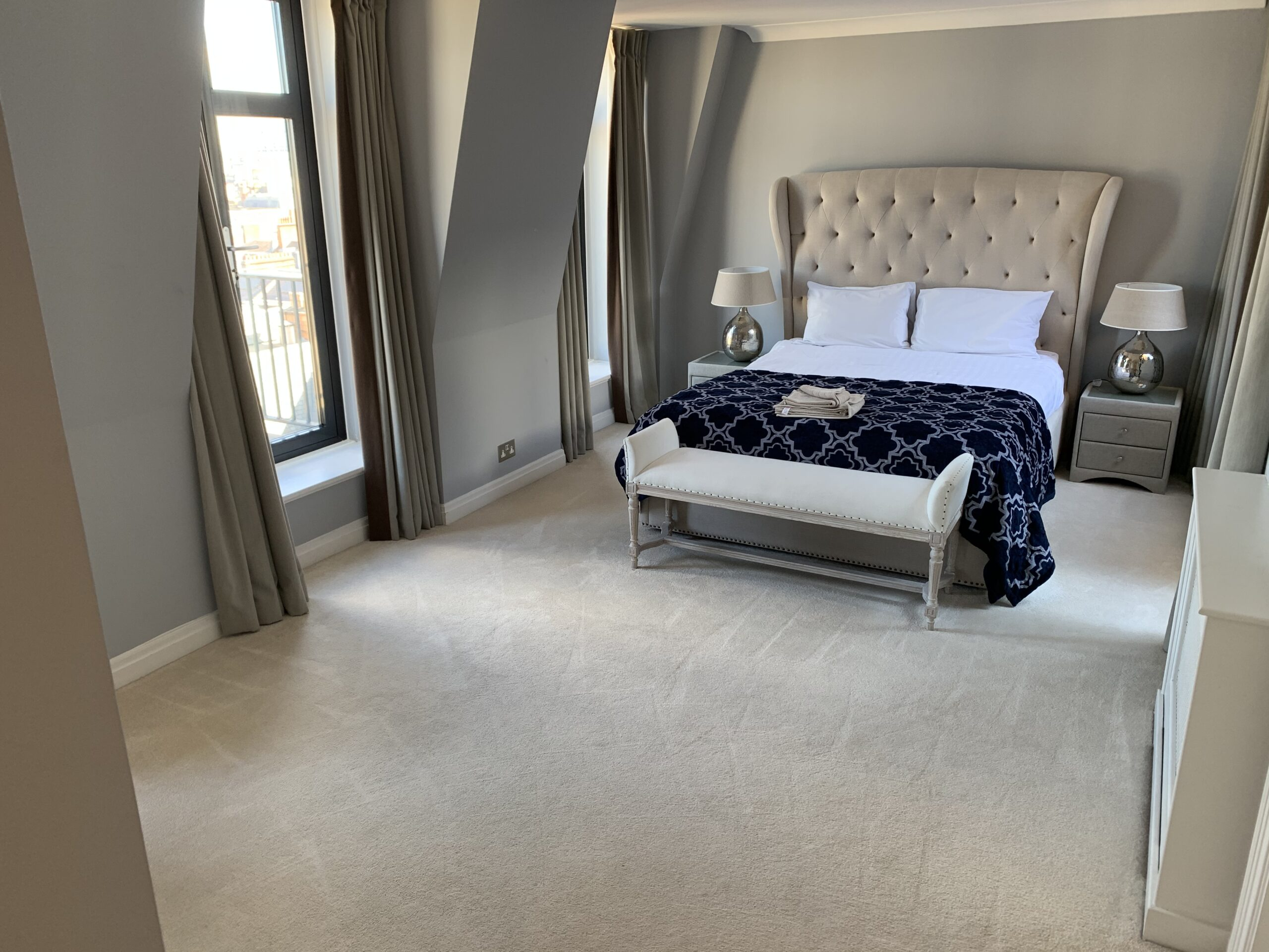 Master Bedroom Carpet