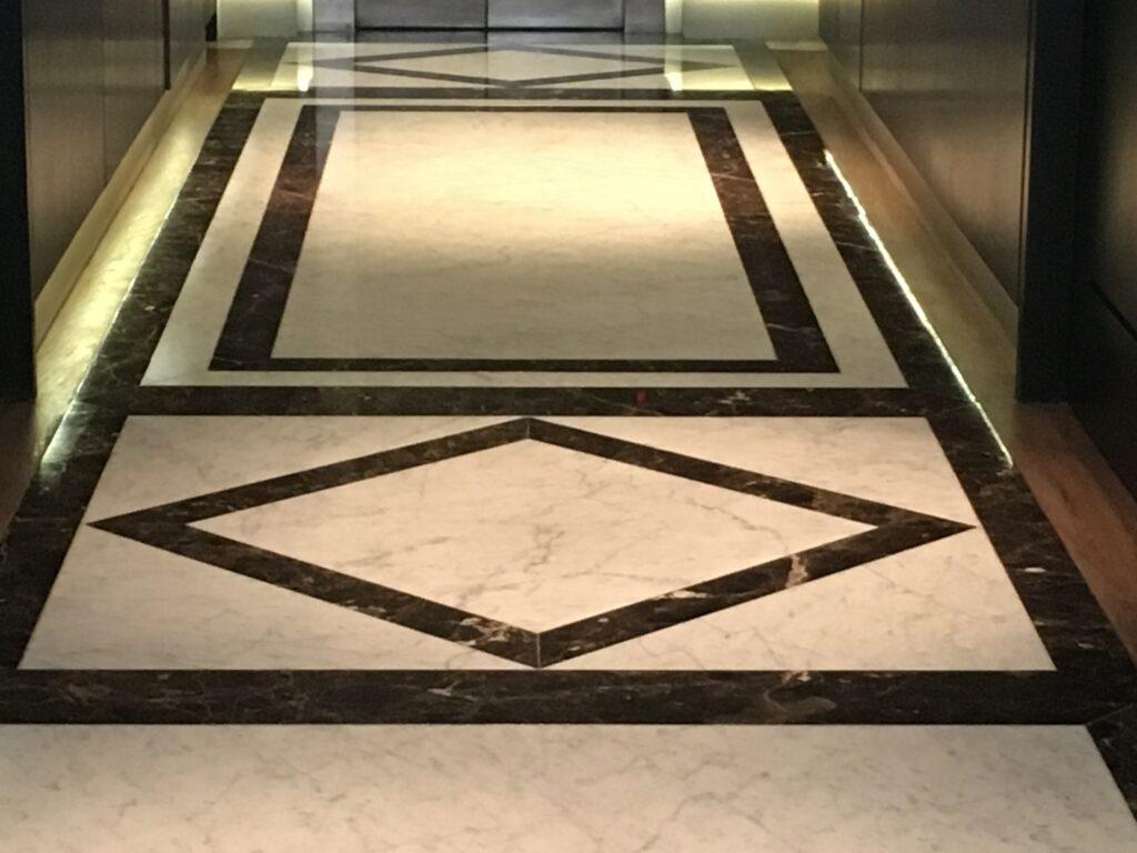 Entrance Marble Floor