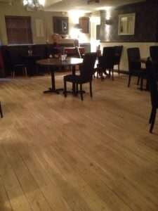 Pub Wood Floor